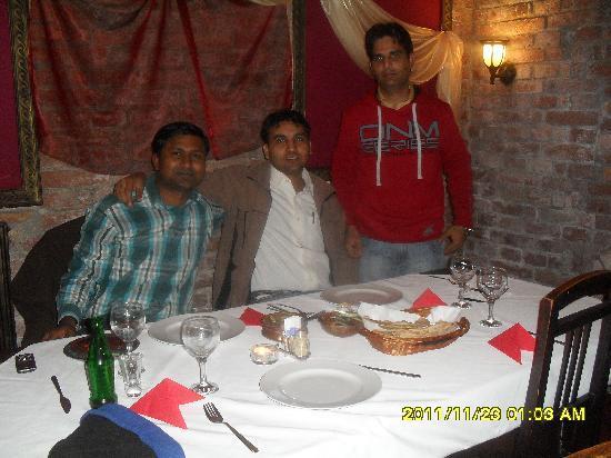 Lal Qila - The Indian Restaurant : dinner@lalqila1