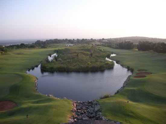 Vipingo Ridge: View from Club house
