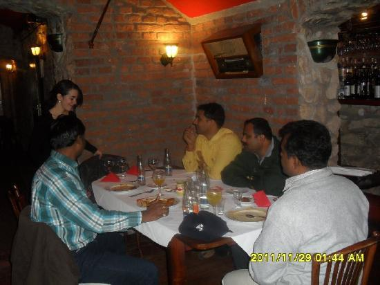 Lal Qila - The Indian Restaurant : dinner@lalkila4