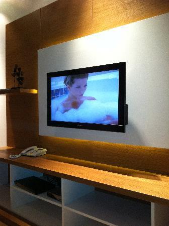 Galata Flats: la tv