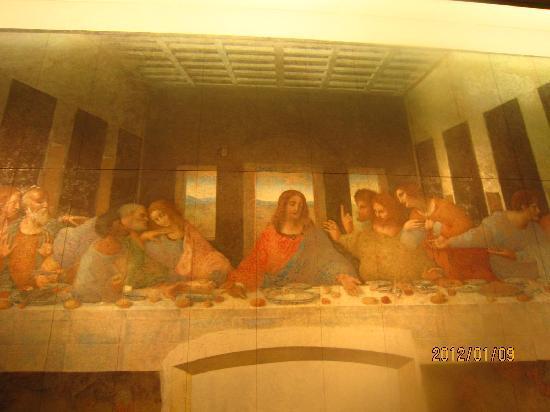 Otsuka Museum of Art : 「最後の晩餐」修復後の・・・~