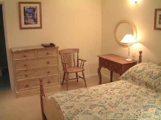 West Lodge Hotel: Bedroom