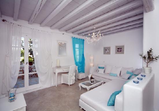 Corfos Hotel: Suite