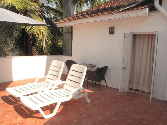 Villa Sol Areia: Terrace/Sun deck - 1