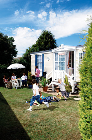 Combe Haven Holiday Park - Haven