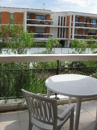 Résidence Goélia Royal Cap: Balcony