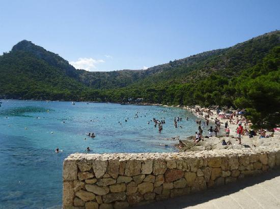 HYB Eurocalas: plage cap formentor