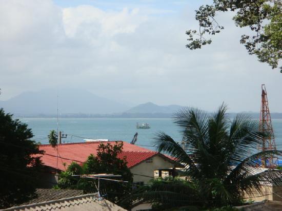 Ban Samet Hill: From Balcony