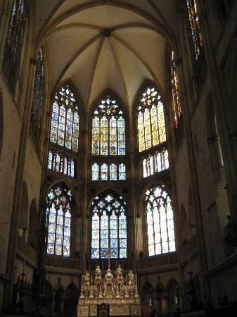 Dom St. Peter: Das Innere der Kathedrale