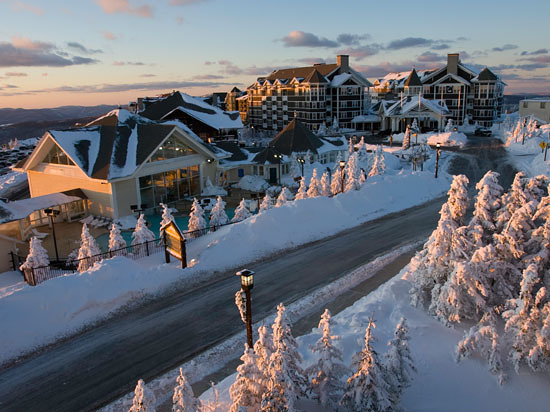 Snowshoe Mountain Resort: The Village at Snowshoe