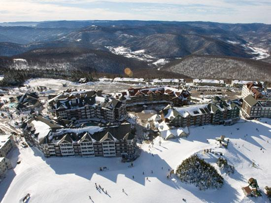 Snowshoe Mountain Resort 이미지