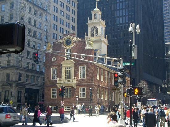 Boston Citywalks: The Old State House
