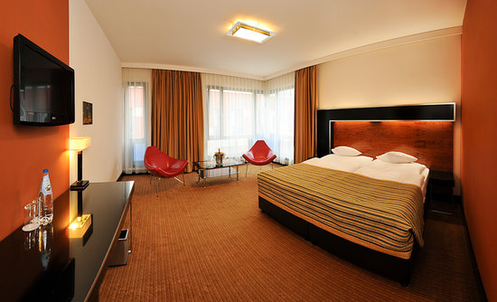 Hotel Grand Majestic Plaza Prague: Double room