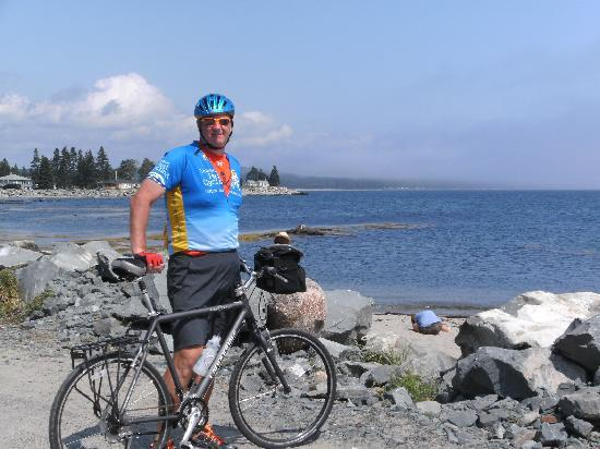 Eastwind Cycle: Victoria Beach, NS