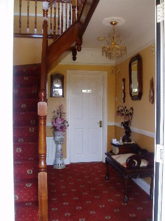 Meadow View B&B: Hall