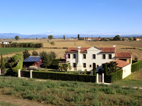 Legnago, Italia: Veduta del Bed and Breakfast