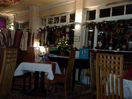 Hotel Henry: Breakfast room and restaurant