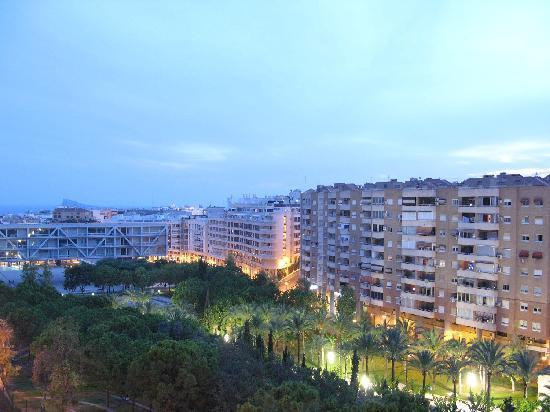 Apartamentos La Caseta: parque view
