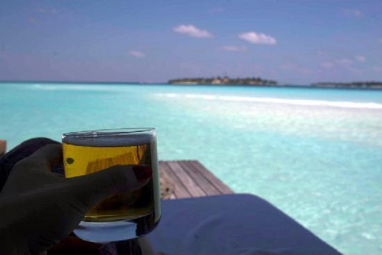 Cocoa Island by COMO: Relaxing