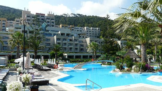 Sheraton Rhodes Resort: la piscine