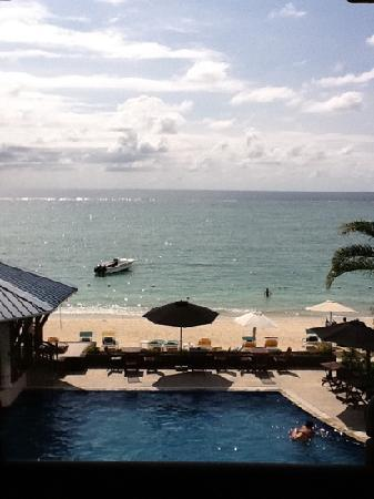 Pearle Beach Resort & Spa: room view