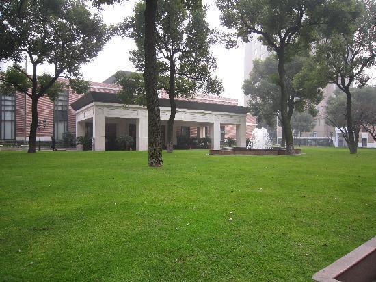 Jin Jiang Hotel: small garden