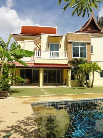 Villa Nai Yang: Villa,jardin,piscine