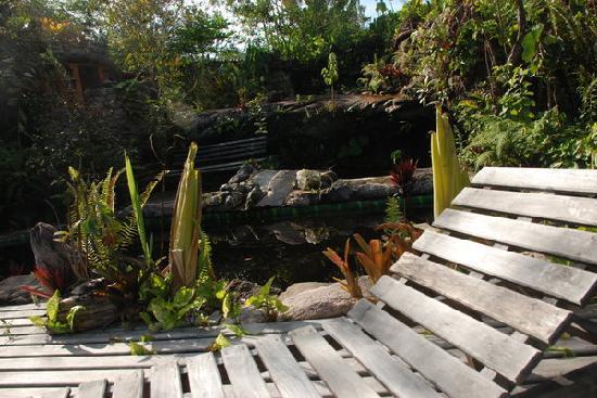 Igatu, BA: Piscina natural