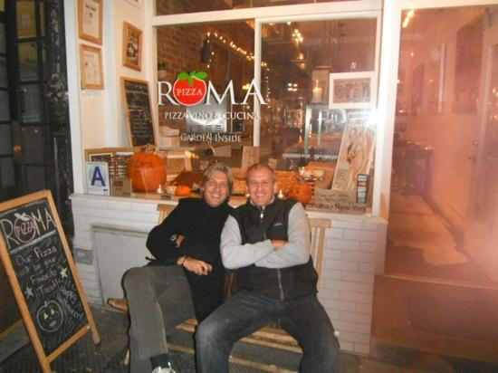 Pizza Roma - NY: novembre 2011 : best in down town