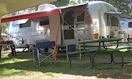 Lucy's RV Park: One of the RV Rentals.