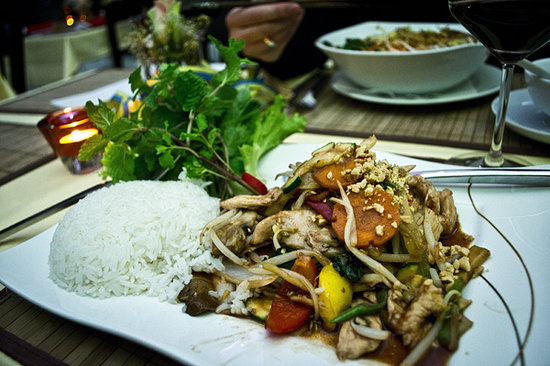 Nam Giao 31: One of the main meals