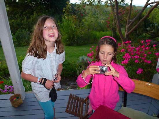Upper Moutere, Nueva Zelanda: Leah und Eileen