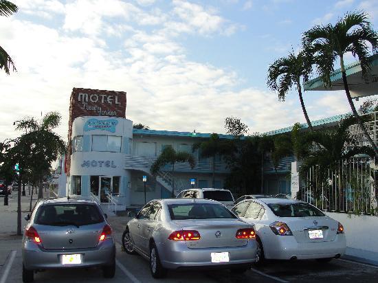 New Yorker Boutique Hotel: esterno