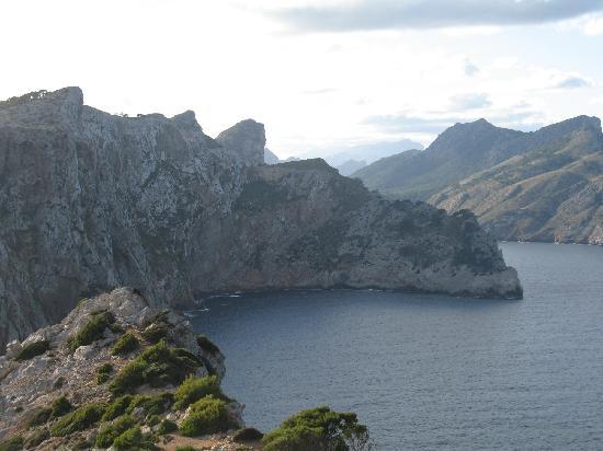 Cap de Formentor: vista dal Cap