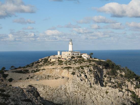 Cap de Formentor: il faro del Cap