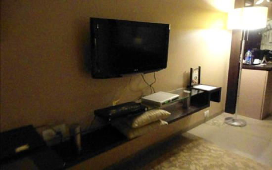 Hotel Supreme Heritage: Cable television and DVD player