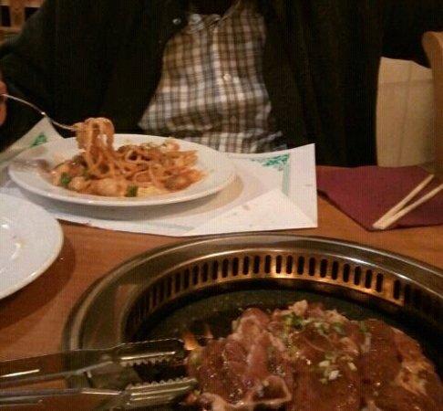 Restaurante Hanin Coreano : Yum !