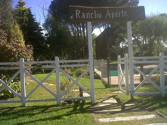 Cabañas Rancho Aparte
