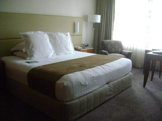 Stamford Plaza Auckland : Delux room 10th floor