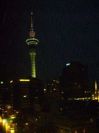 Stamford Plaza Auckland : View from room 1028