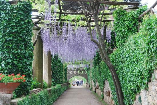 Terrazza dell 39 infinito foto di giardini di villa cimbrone ravello tripadvisor - Giardini di villa cimbrone ...