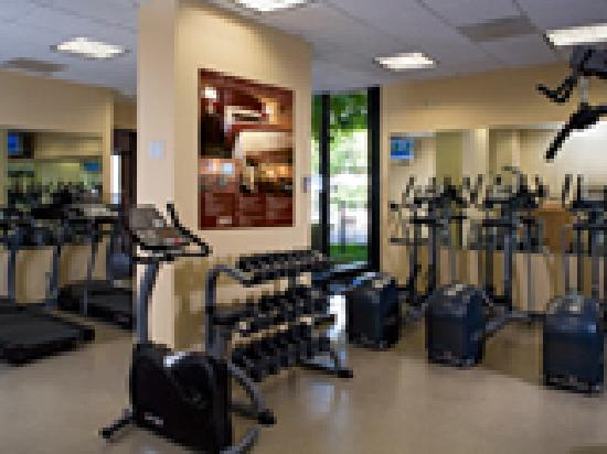 The Plaza Suites Silicon Valley: Fitness Center