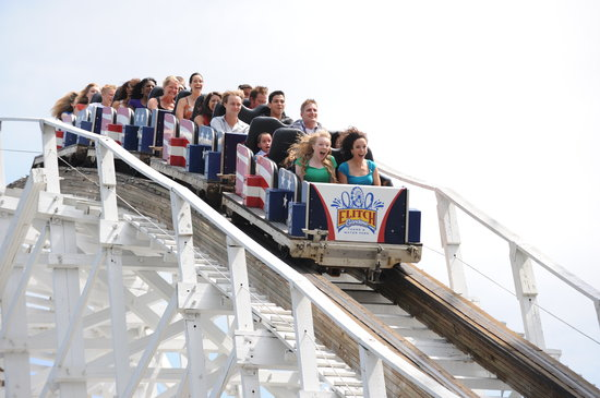 Review Of Elitch Gardens Theme Park, Denver, CO   TripAdvisor