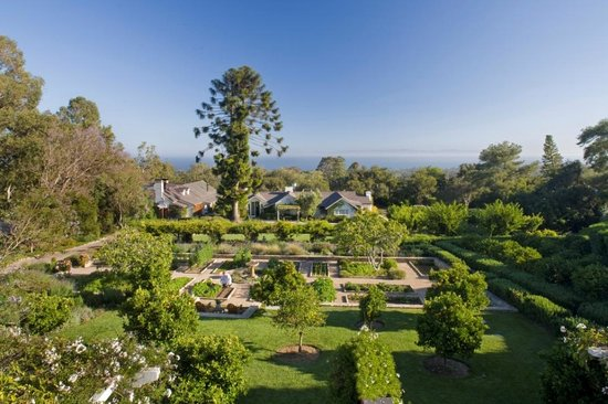 San Ysidro Ranch, a Ty Warner Property: Gardens with Ocean View
