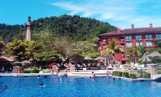 Los Suenos Marriott Ocean & Golf Resort: Marriott Pool Complex
