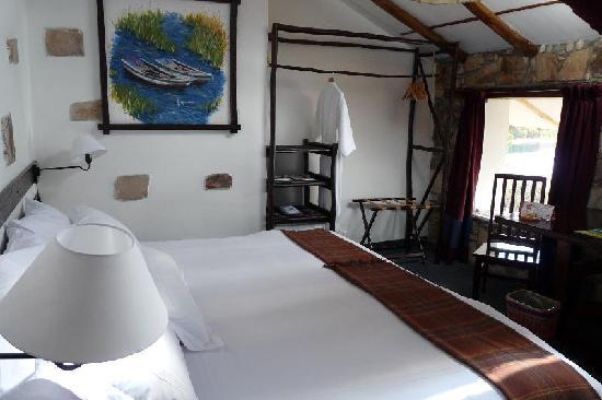 Isla Suasi Hotel : My Room