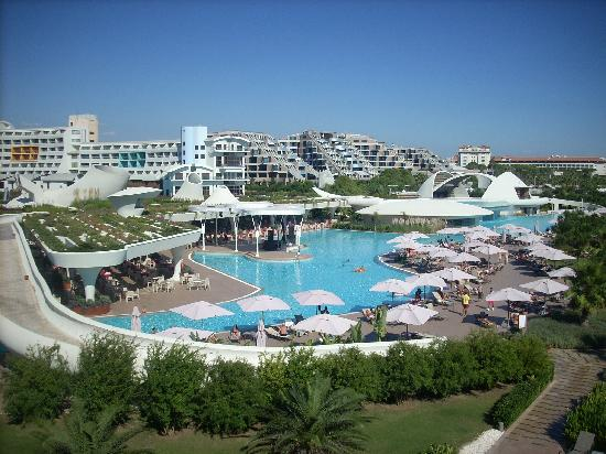 Some Of The Pools Photo De Cornelia Diamond Golf Resort Spa Belek Tripadvisor