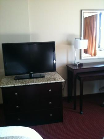 Embassy Suites by Hilton West Palm Beach Central: flat screen television