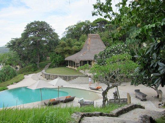 Nihiwatu: Haweri private pool