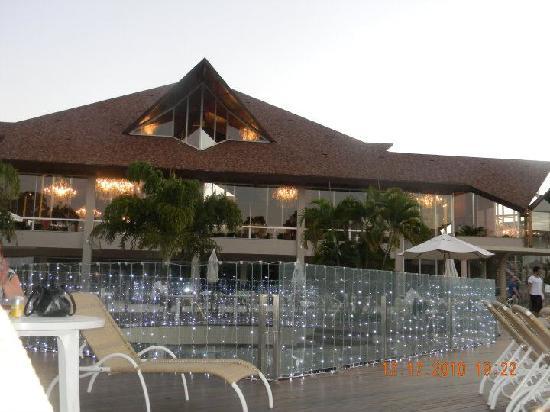 Recanto Cataratas Thermas Resort & Convention : a la tardecita en el hotel